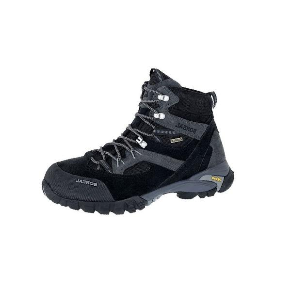 Boreal Climbing Boots Mens Lightweight Apache Antracita Gray