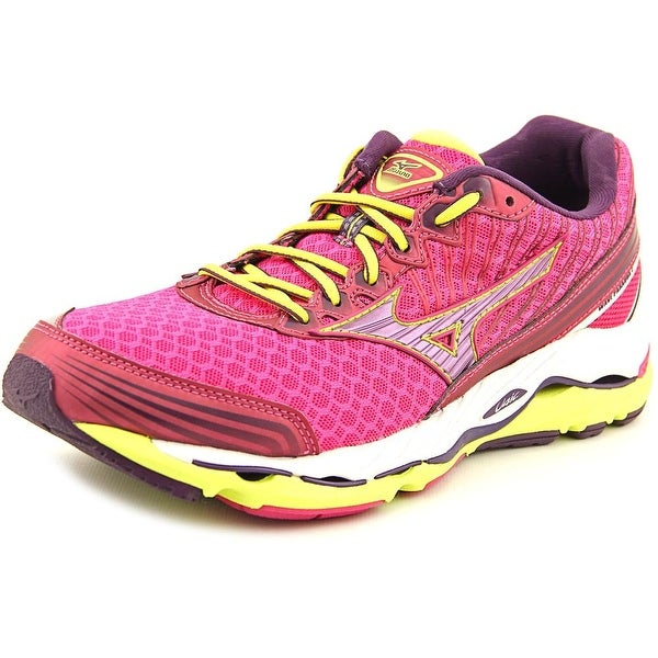 Mizuno Wave Paradox 2 Women  Round Toe Synthetic Pink Running Shoe