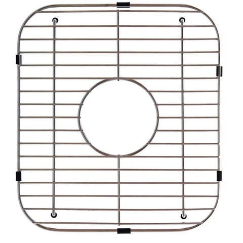 Kindred KGD50 Kitchen Sink Grid, Metallic, Stainless Steel