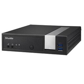 Shuttle Dx30 Barebone Systems - Mini Booksize Ddr3l Sodimm Max 16Gb - Black