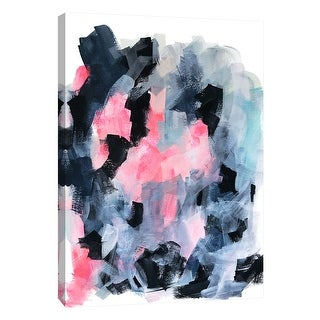 """PTM Images 9-105176  PTM Canvas Collection 10"""" x 8"""" - """"Cloak"""" Giclee Abstract Art Print on Canvas"""