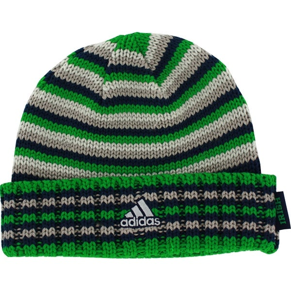 Shop Notre Dame Fighting Irish Cuffed Knit Hat - Free Shipping On Orders  Over  45 - Overstock.com - 18680943 66b5d39d805