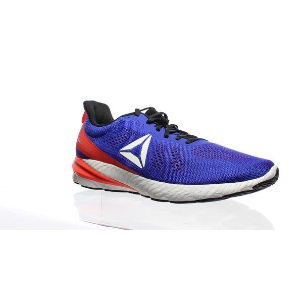 Shop Reebok Mens Osr Sweet Road 2 Blue Running Shoes Size