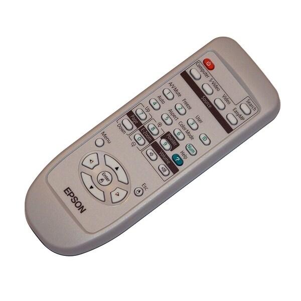 Epson Projector Remote Control PowerLite 1716, 1720, 1725, 1730W, 1735W
