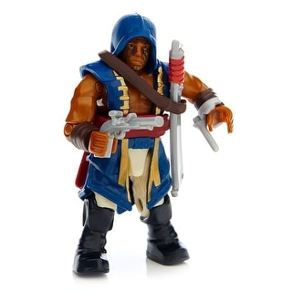 Assassin's Creed Mega Bloks Construction Set: Adewale - Multi