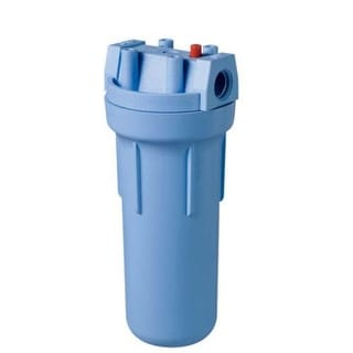 """Culligan HF-150A Whole House Opaque Water Filter Housing, 3/4"""""""