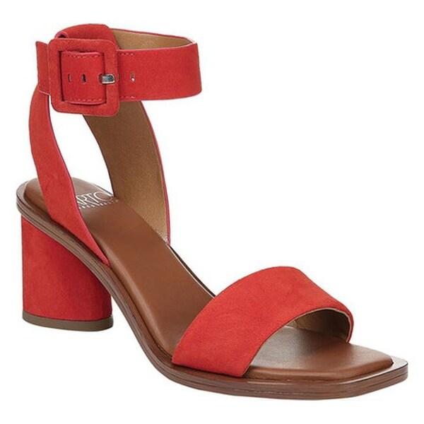 8a8daa63b49 Shop Sarto by Franco Sarto Women s Risa Ankle Strap Sandal Poppy Kid ...