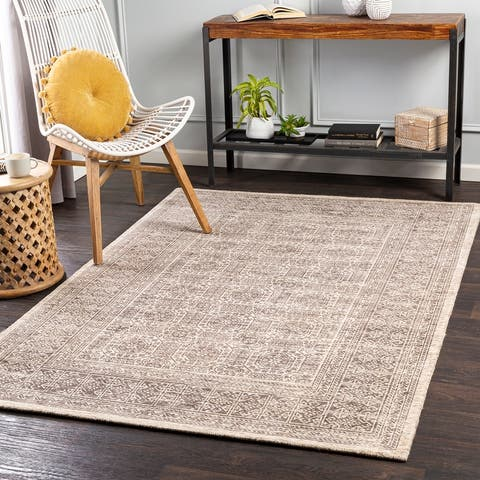 Tabac Traditional Handmade Area Rug