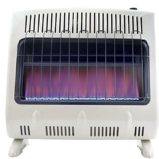 Mr. Heater 30K Vent Free Blue Flame Natural Gas Heater