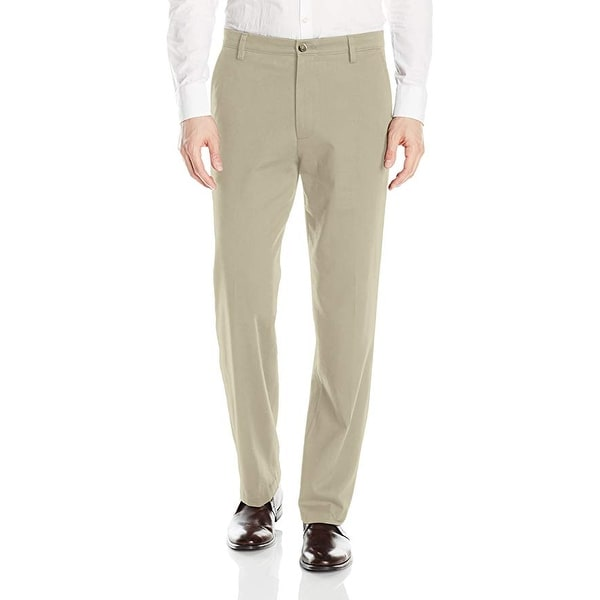 Dockers Easy Khaki D3 Classic-Fit Flat-Front Pant. Opens flyout.