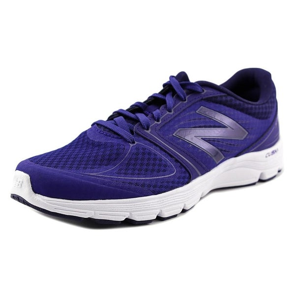 New Balance M575 Men Round Toe Synthetic Blue Running Shoe