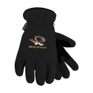 University of Missouri Heavy-Weight Fleece Gloves