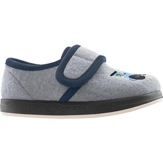 Foamtreads Boys' Comfie Grey