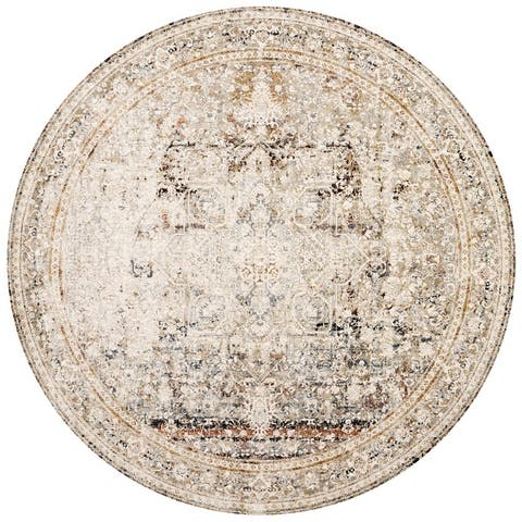 Alexander Home Morisa Collection Traditional Inspired Area Rug