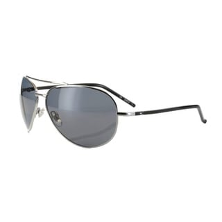 Carve Eyewear Top Dog Silver With Polarized Grey Lens