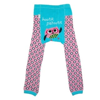 Lazy One Hootie Patootie Toddler Leggings - multi - 3T