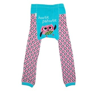 Lazy One Hootie Patootie Toddler Leggings
