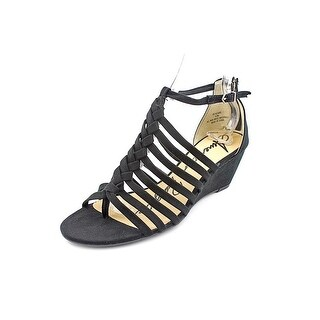 American Rag Acamie Open Toe Synthetic Wedge Sandal