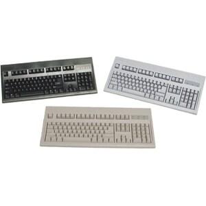 Keytronic E03601U1 Keytronic E03601U1 Keyboard - USB - 104 Keys - Beige