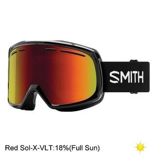 Smith Range Sol-X Ski Goggle - medium fit