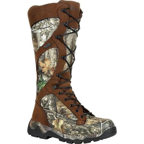 Rocky Red Mountain: Waterproof Snake Boot, RKS0449