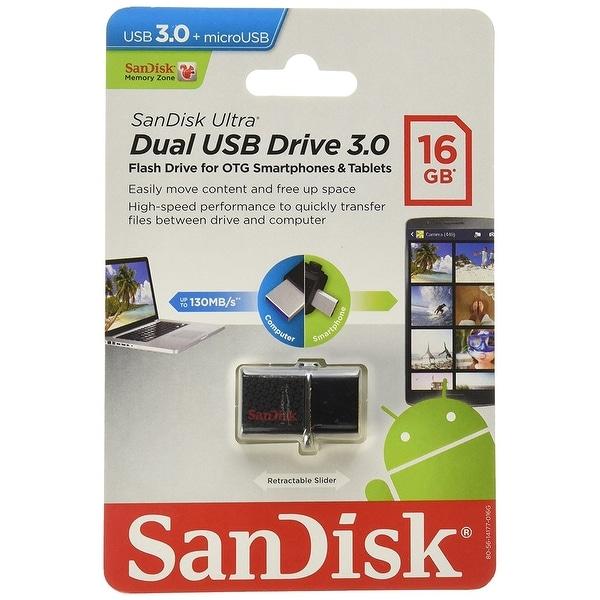 Wdt - Retail Flash Usb - Sddd2-016G-A46
