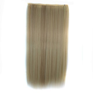 Wig Long Straight Hair Extension 5 Cards