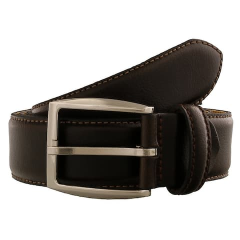 Renato Balestra CESARE Leather Mens Belt