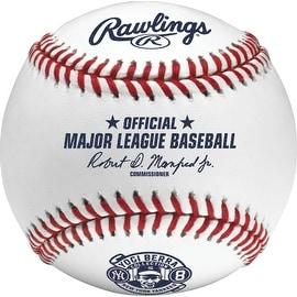 Yogi Berra - New York Yankees Commemorative Rawlings Official MLB Baseball
