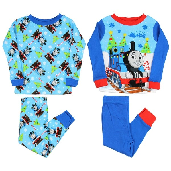 b0e130da3 Shop Thomas The Train And Friends Boys  Toddler 4 Piece Christmas ...