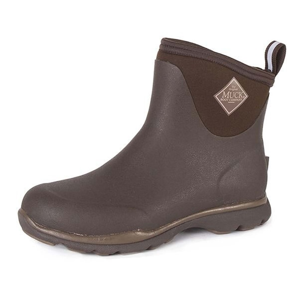 d4f5e43fbf8 Muck Boot Men's Arctic Excursion Brown Size 8 Ankle Boot