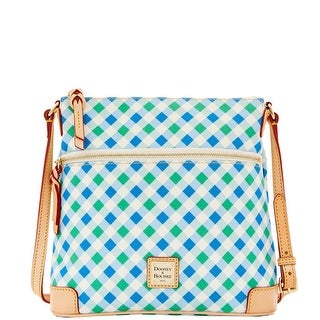Dooney & Bourke Elsie Collection Crossbody (Introduced by Dooney & Bourke at $188 in Apr 2016) - Blue Green