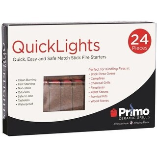Primo 609 Quick Lights Fire Starters