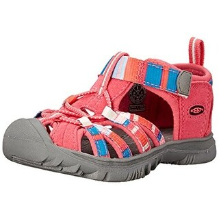 Keen Girls Whisper Toddler Sport Fisherman Sandals - 4 medium (b,m)