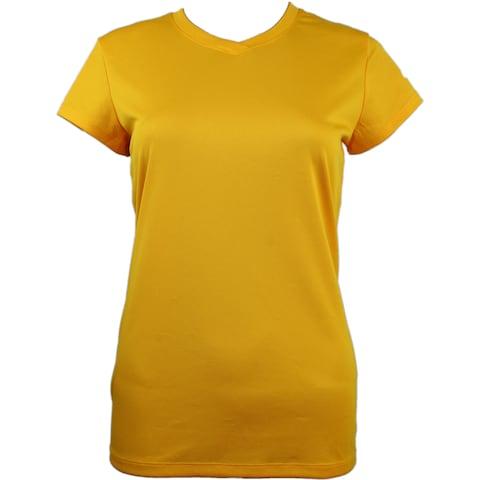 b80cbc2710ac25 Asics Womens Circuit 7 Warm-Up Shirt Cross Training Athletic T-Shirt
