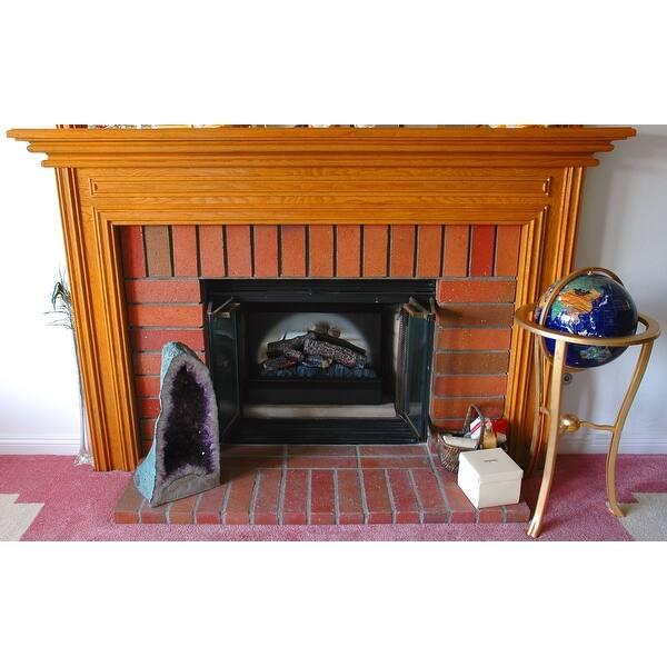 Shop Dimplex Dfi23096a 23 Inch Electric Fireplace Insert Black