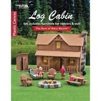 Log Cabin - Leisure Arts