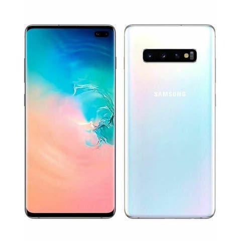 Samsung Galaxy S10e 128GB Verizon + GSM Unlocked White Refurbished Smartphone