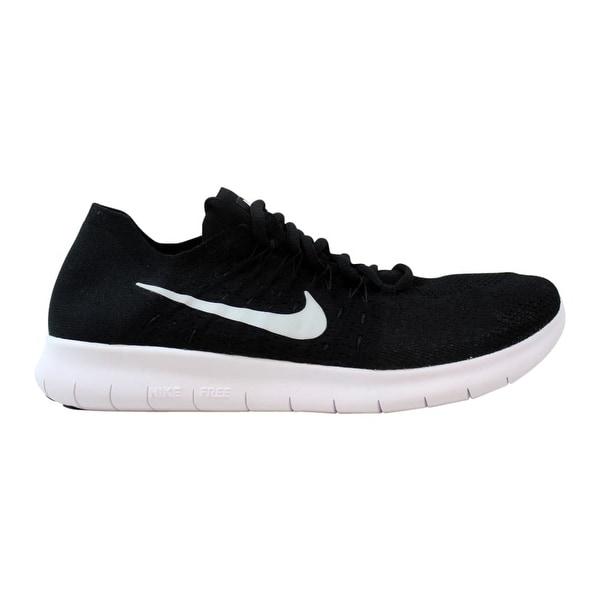 15701c930afc ... Men s Athletic Shoes. Nike Free RN Flyknit 2017 Black White-Black 880843-001  Men  x27