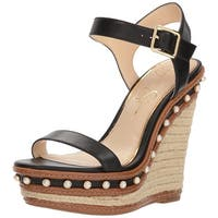 Jessica Simpson Womens Arly Open Toe Casual Ankle Strap Sandals