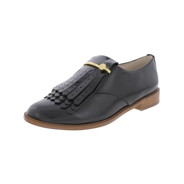 Louise Et Cie Womens Tamare Oxfords Leather Fringe