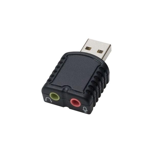 Yatour Electronicx Multimedia Adapter: Shop Syba Multimedia SD-AUD20066 SYBA Multimedia USB Audio