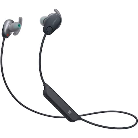 Sony WI-SP600N Wireless Noise-Canceling In-Ear Sports Headphones