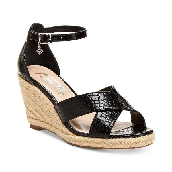 Nanette Lepore Womens Quirky Open Toe Casual Platform Sandals. Opens flyout.