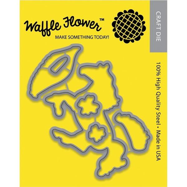 Waffle Flower Die-Magical