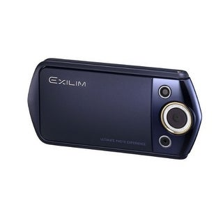 Casio EXILIM EX-TR15 Digital Camera - Blue (International Model)