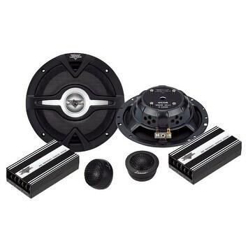 Vector 6.5'' 2-Way Slim Component Speaker System