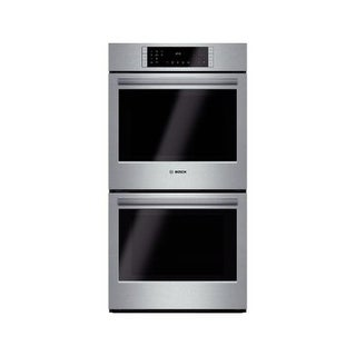 Bosch HBN8651UC 27 Inch Double Wall Oven from the 800 series - Stainless Steel