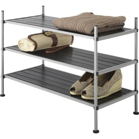 Whitmor 6779-4579 3 tier storage shelves