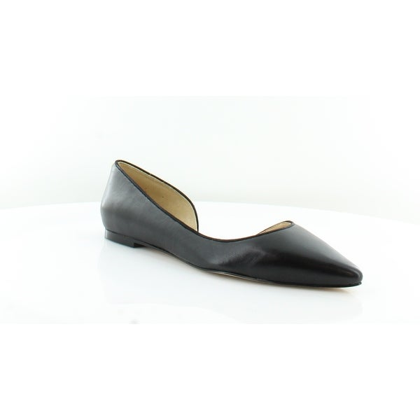52f55d13e804 Shop Sam Edelman Reema Women s Flats   Oxfords Black - Free Shipping ...